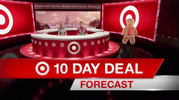 Target 10 Day Deal TV Spot, '10 Days of Deals: Cyber Monday TV' - Thumbnail 1