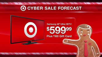 Target 10 Day Deal TV Spot, '10 Days of Deals: Cyber Monday TV' - Thumbnail 2