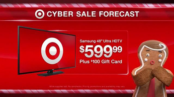 Target 10 Day Deal TV Spot, '10 Days of Deals: Cyber Monday TV' - Thumbnail 7