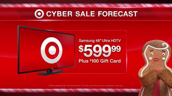 Target 10 Day Deal TV Spot, '10 Days of Deals: Cyber Monday TV' - Thumbnail 8