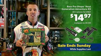 Bass Pro Shops Super Saturday and Sunday Sale TV Spot, 'Hoodies and Kit'
