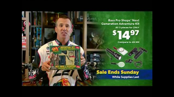 Bass Pro Shops Super Saturday and Sunday Sale TV Spot, 'Caps and Kit' - Thumbnail 5