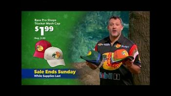 Bass Pro Shops Super Saturday and Sunday Sale TV Spot, 'Caps and Kit'