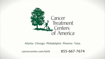 Cancer Treatment Centers of America TV Spot, \'Christine Bray\'