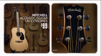 Guitar Center Black Friday Weekend Savings Event TV Spot, 'Guitars' - Thumbnail 4