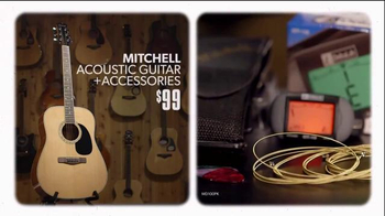 Guitar Center Black Friday Weekend Savings Event TV Spot, 'Guitars' - Thumbnail 5