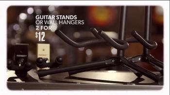 Guitar Center Black Friday Weekend Savings Event TV Spot, 'Guitars' - Thumbnail 7