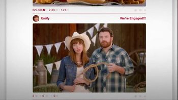 Wendy's 4 for $4 Meal TV Spot, 'Engagement Photo' - Thumbnail 4