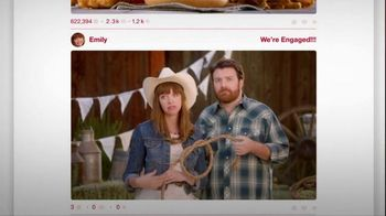 Wendy's 4 for $4 Meal TV Spot, 'Engagement Photo'