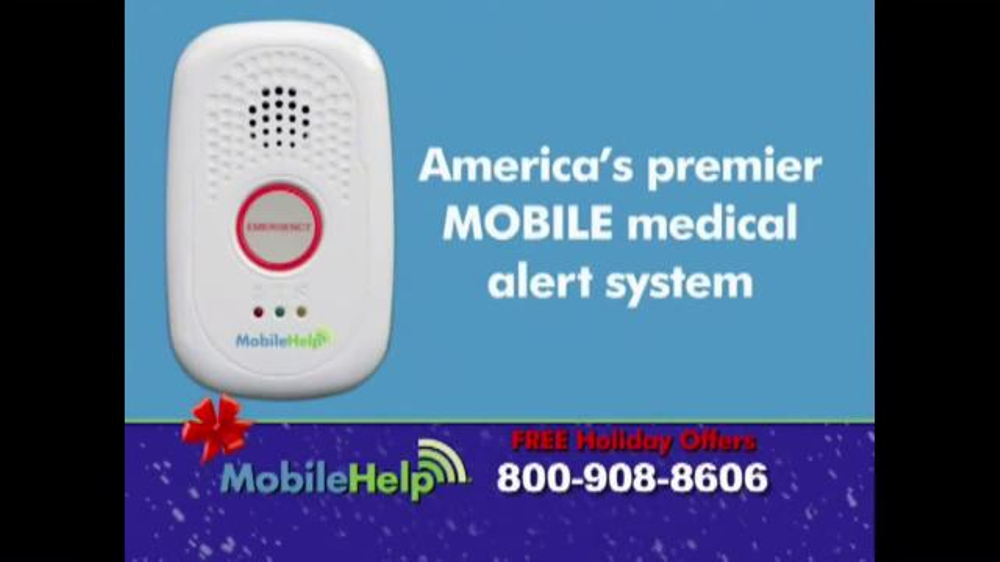 MobileHelp TV Commercial, 'The Gift of Independence'
