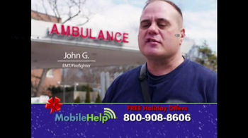 MobileHelp TV Spot, 'The Gift of Independence' - Thumbnail 4