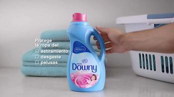 Downy Ultra TV Spot, 'Protege a la ropa' [Spanish] - Thumbnail 4