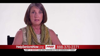 AARP Foundation TV Spot, 'Help Seniors' - Thumbnail 3