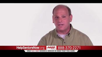 AARP Foundation TV Spot, 'Help Seniors' - Thumbnail 4