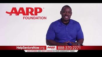 AARP Foundation TV Spot, 'Help Seniors' - Thumbnail 5