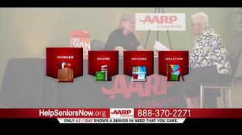AARP Foundation TV Spot, 'Help Seniors' - Thumbnail 6