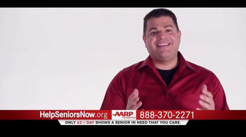AARP Foundation TV Spot, 'Help Seniors' - Thumbnail 8