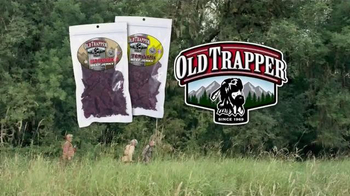 Old Trapper Beef Jerky TV Spot, 'Loud Snacks' - Thumbnail 1