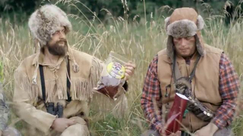 Old Trapper Beef Jerky TV Spot, 'Loud Snacks' - Thumbnail 8