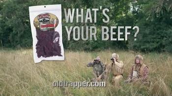 Old Trapper Beef Jerky TV Spot, 'Loud Snacks' - Thumbnail 9