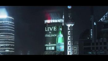 San Pellegrino TV Spot, 'Live in Italian: Practice the Art of Fine Food'