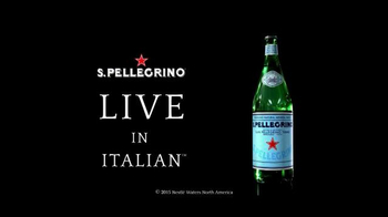 San Pellegrino TV Spot, 'Live in Italian: Practice the Art of Fine Food' - Thumbnail 8