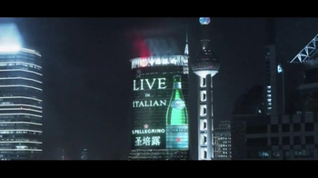San Pellegrino TV Spot, 'Live in Italian: Practice the Art of Fine Food'