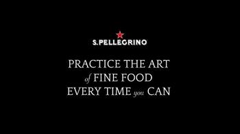 San Pellegrino TV Spot, 'Live in Italian: Practice the Art of Fine Food' - Thumbnail 7