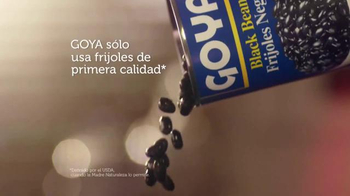 Goya Frijoles TV Spot, 'Cocinera de la vida real' [Spanish] - Thumbnail 6