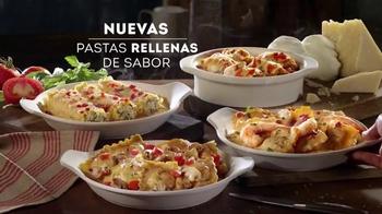 Olive Garden Pastas Rellenas de Sabor TV Spot, 'Ravioli' [Spanish]
