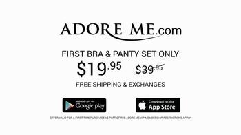 AdoreMe.com Cyber Monday TV Spot, 'Holiday Shopping' - Thumbnail 7