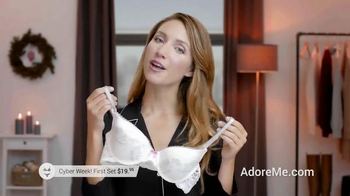 AdoreMe.com Cyber Monday TV Spot, 'Holiday Shopping' - Thumbnail 3