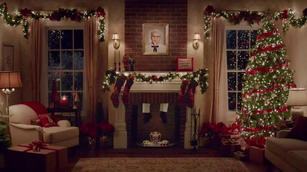 KFC $20 Family Fill Up TV Commercial, \'12 Days of Chicken\' Feat ...