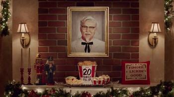 KFC $20 Family Fill Up TV Spot, '12 Days of Chicken' Feat. Norm Macdonald - Thumbnail 5