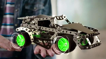Meccano TV Spot, 'Real Life Engineering!'