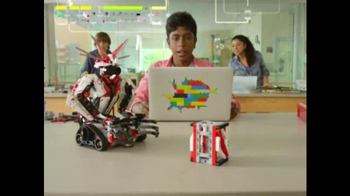 LEGO TV Spot, 'Innovation at Play With Mindstorms, Technic & Architecture' - Thumbnail 5