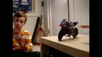 LEGO TV Spot, 'Innovation at Play With Mindstorms, Technic & Architecture' - Thumbnail 6