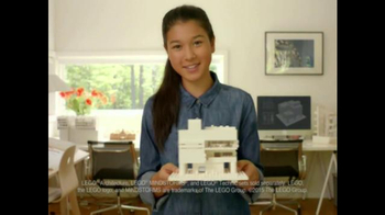 LEGO TV Spot, 'Innovation at Play With Mindstorms, Technic & Architecture' - Thumbnail 8