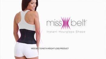 Miss Belt TV Spot, 'Hour-Glass Shape' - Thumbnail 2