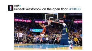 Twitter TV Spot, 'NBA Is Back on Twitter' Song by Duck Sauce