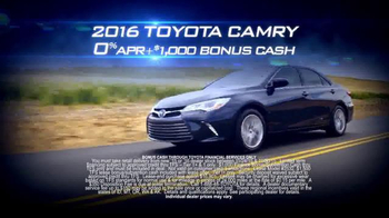 Toyota The Black Friday Event TV Spot, 'Bold and Exciting' - 242 commercial airings