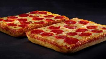 Little Caesars DEEP!DEEP! Dish Pizza TV Spot, '¡Una vez más!' [Spanish] - Thumbnail 1