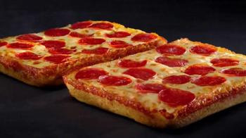 Little Caesars DEEP!DEEP! Dish Pizza TV Spot, '¡Una vez más!' [Spanish] - Thumbnail 4