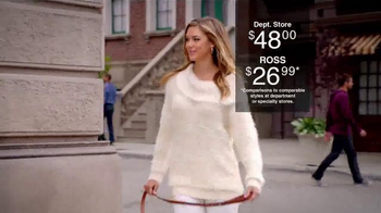 Ross TV Spot, 'The Gift Everyone Wants This Season: Sweaters' - Thumbnail 6