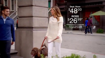 Ross TV Spot, 'The Gift Everyone Wants This Season: Sweaters' - Thumbnail 7