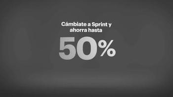 Sprint Arrendamiento por la Mitad de Precio TV Spot, 'Noticias' [Spanish] - Thumbnail 4