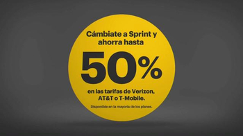 Sprint Arrendamiento por la Mitad de Precio TV Spot, 'Noticias' [Spanish] - Thumbnail 5