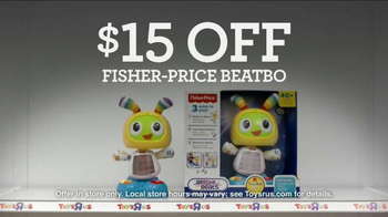 Toys R Us Black Friday TV Spot, 'Pink Friday: Fisher-Price BeatBo' - Thumbnail 6
