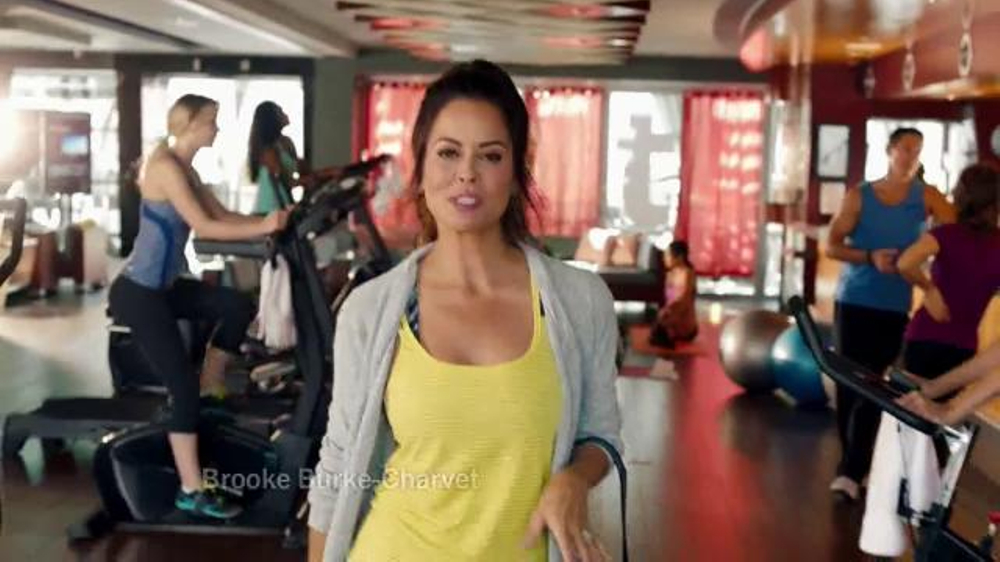 SKECHERS Burst TV Commercial, 'All-Day Comfort' Featuring Brooke Burke-Charvet