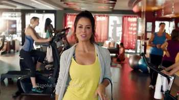 SKECHERS Burst TV Spot, 'All-Day Comfort' Featuring Brooke Burke-Charvet